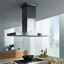 kitchen island ventilation island from miele