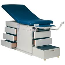 used medical exam tables used pre owned hausmann x l power back exam table vonco medical