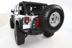 jeep rear bumper with tire carrier steel bumper smittybilt atlas tire carrier jeep wrangler jk