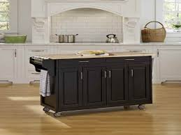 mobile islands for kitchen kitchen mobile island casters portable movable brown table in