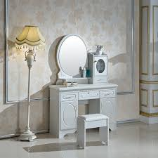 white bedroom dressing table louis fashion 100cm small size bedroom dresser simple modern