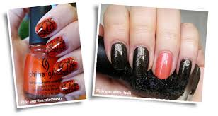 halloween nail art u2013 hair u0026 nails u2013 beauty south africa