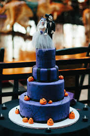 Halloween Wedding Cake by The Importance Of Staying True To Your Wedding Vision This Fairy