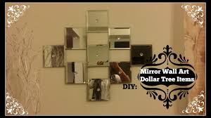 Pinterest Dollar Tree Crafts by Diy Mirror Wall Art Dollar Tree Mirrors Dollar Tree Diy