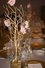 manzanita tree centerpieces 24 gold manzanita tree centerpiece wedding by manzanitasandminis