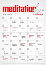 Challenge Breathing Completing A Meditation Challenge Will Your Mind And Your