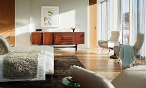 Midcentury Modern - contemporary modern and minimalist bedroom design