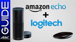 how to control your tv with alexa logitech harmony hub u0026 echo