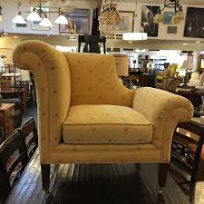 michael s smith michael s smith inc goldenrod side chair chairish