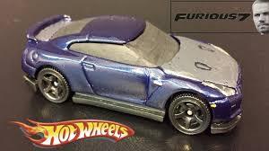custom nissan skyline r35 fast u0026 furious 7 brian u0027s nissan gtr wheels custom car youtube