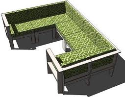 Diy Outdoor Sectional Sofa Plans Best 25 Outdoor Sectional Ideas On Pinterest Diy Patio