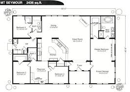 modern floor plan best modern farmhouse floor plans that won choice award
