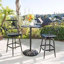 Outdoor Bistro Table Set Bistro Sets Furniture Sets Ebay