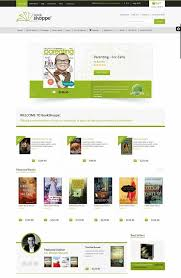 25 best book website templates 2017 freshdesignweb