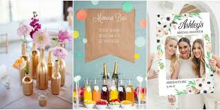 bridal shower centerpiece ideas 50 best bridal shower ideas themes food and decorating