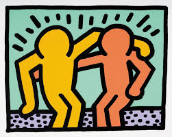 keith haring on paddle8