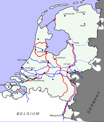 Map Of The Netherlands Battle Of The Netherlands Military Wiki Fandom Powered By Wikia