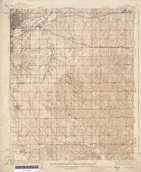 Map Of Tulsa Oklahoma Historical Topographic Maps Perry Castañeda Map