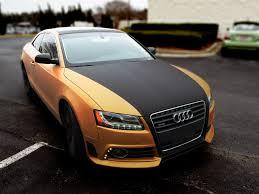 audi color changing car color change wraps accents at tier 1 graphics