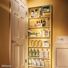 How To Organize A Pantry With Deep Shelves by 12 Simple Storage Solutions For Small Spaces Family Handyman