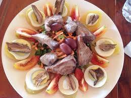 restaurant cuisine nicoise nicoise salad picture of amihan restaurant tepanee