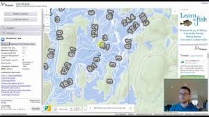 Map Ontario Ca 3 Websites For Planning A Backcountry Fishing Trip In Ontario