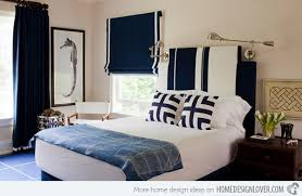 nautical headboards sail on with 15 nautical themed bedrooms home design lover