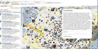 New York Google Map by Google Maps Adds More Wikipedia Entries And Geo Coded Photos