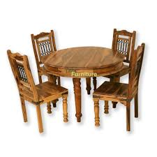 Jali Dining Table And Chairs Tns Furniture Jali 110cm Dining Table