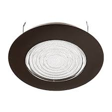 oil rubbed bronze recessed lighting trim shop nicor lighting oil rubbed bronze shower recessed light trim
