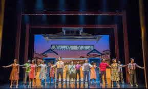 about the show motown the musical