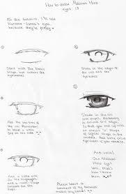 matsuri hino eye tutorial by xxkuranprincessxx on deviantart