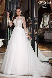 chapel wedding dresses 2015 vestidos de noiva appliques lace wedding dresses vintage