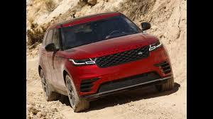 range rover velar r dynamic black pack 2018 youtube