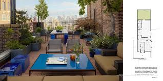 outside living terraces balconies roof decks courtyards