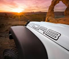 jeep hood decals introducing the 2013 jeep wrangler moab edition the jeep blog