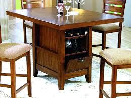 Narrow Kitchen Bar Table Bar Storage Table Bar Height Kitchen Table Kitchen Table With Wine