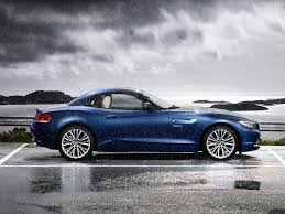 bmw beamer blue bmw z4 review and photos
