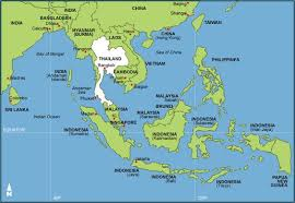 asia map south east asia map maps of thailand cambodia laos