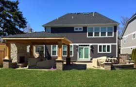 covered porch design open porches and covered porches in chicagoland