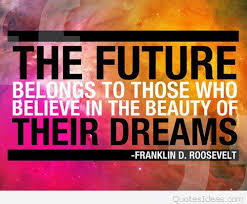 student quote about future
