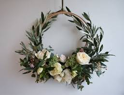 the of your own wreath the real flower company