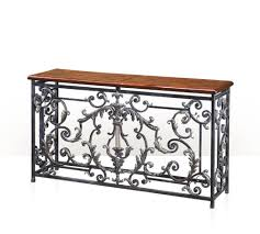 theodore alexander console table sofa perfect iron sofa table design hd wallpaper photographs wrought