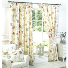 Bright Colorful Kitchen Curtains Inspiration Floral Kitchen Curtains Bright Floral Curtains Bright Flower