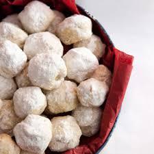 snowball cookies tastespotting