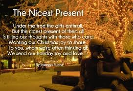 25 merry christmas love poems