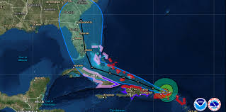 Show Me Map Of Florida by Hurricane Irma Path Why U0027spaghetti Models U0027 Show Range Of Options