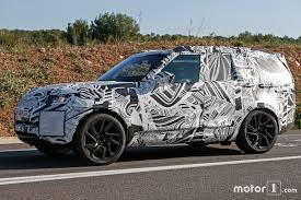 land rover camo vwvortex com 2017 land rover discovery 5 spied testing for the