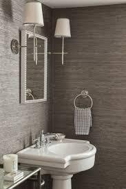 wallpapered bathrooms ideas bathroom wallpaper ideas discoverskylark