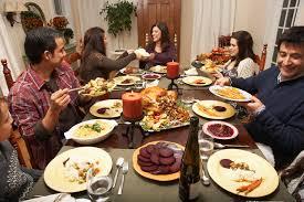 family thanksgiving dinner estes park central estes park